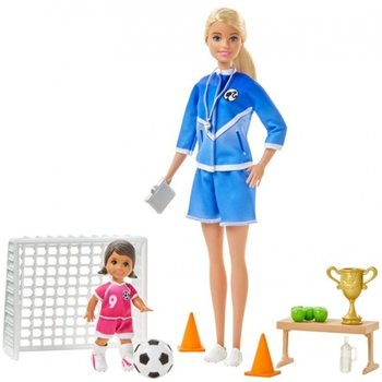 Mattel Barbie Careers Soccer Coach