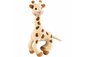 Pluche Sofie de giraf
