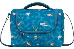 Delsey Lunchbox - Adventure (khaki)