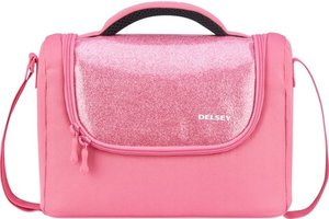 Delsey Lunchbox - Glitter (pink)