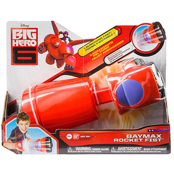 Bandai Baymax rocket fist