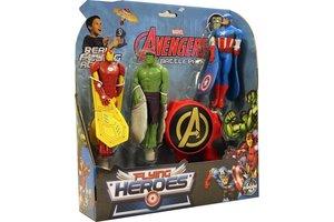 Bandai FH Mega pack 3 avengers