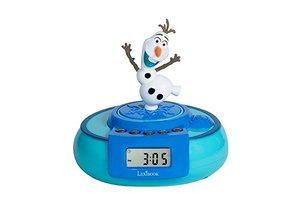 Clock radio FM + Olaf jumper
