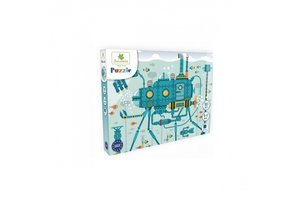 Puzzel (100stuks) - Onderzeeboot (5-8jaar)
