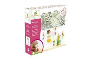 Au Sycomore Lovely Box (klein) - Flesjes juwelen