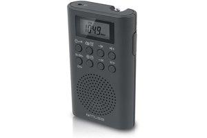 Pocket radio PLL tuner