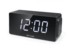Clock radio groot display/dual alarm