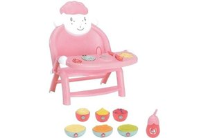 Zapf Baby Annabell Lunch Time Table