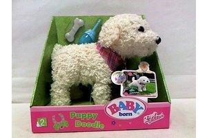 """Zapf Baby Born Interactieve puppy """"Doodle"""""""