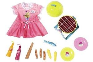 Zapf BABY Born - Play&Fun Barbecue Set