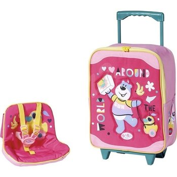 Zapf BABY Born - Holiday Trolley met poppenzitje