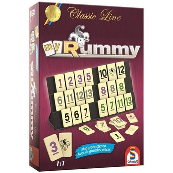 999 Games Classic Line My Rummy