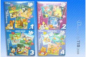Ravensburger Bakugan 3 puzzles