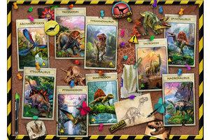 Ravensburger Puzzel (XXL) 100stuks - Collectie dinosauriers