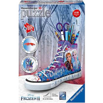 Ravensburger 3D Puzzel (108stuks) - Disney Frozen 2 - Sneaker