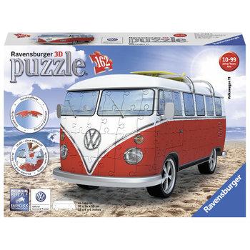 Ravensburger 3D Puzzel (162stuks) - Volkswagen bus T1 Bulli