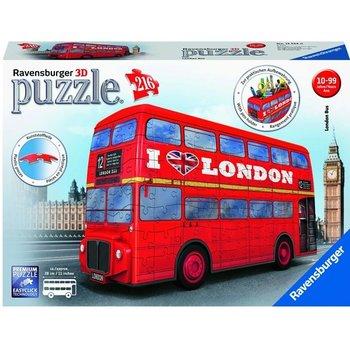 Ravensburger 3D Puzzel (216stuks) - London Bus