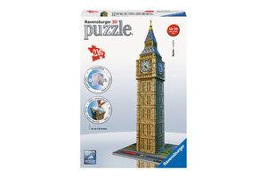 Ravensburger 3D Puzzel 216st Big Ben - Londen