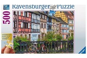 Ravensburger Puzzel (500stuks) - Colmar, Frankrijk