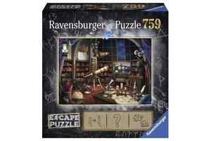 Ravensburger Puzzel (759stuks) - Escape 1 - Space Observatory