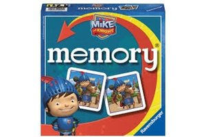 Ravensburger Memory Mike The Knight