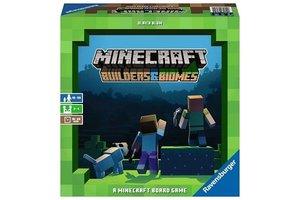 Ravensburger Minecraft - Builders & Biomes (bordspel)