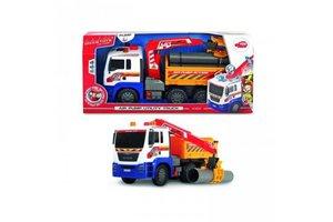 Dickie Toys Air pump utility truck 57cm