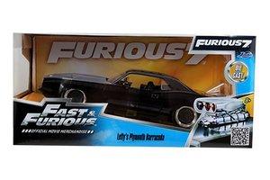 Fast & Furious - FF8 1972 Plymouth GTX