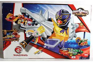 Dickie Toys race track disney power ranger mystic force