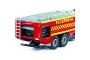 brandweerwagen siku
