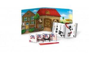 staedtler Set Modelleerklei Fimo Kids Form&Play - boerderij