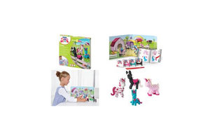 staedtler Set Modelleerklei Fimo Kids Form&Play - pony