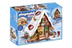 Playmobil PM Kerstbakkerij met koekjesvormen