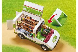 Playmobil PM Marktkraamwagen
