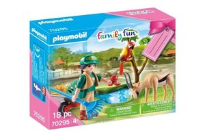 "Playmobil PM Cadeauset ""Zoo"""