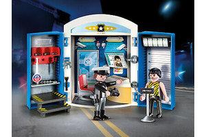 Playmobil PM Speelbox Politiestation