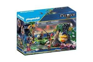 Playmobil PM Piraten op schattenjacht