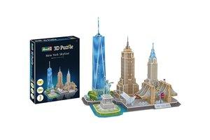 Revell Revell 3D Puzzel (123stuks) - New York Skyline