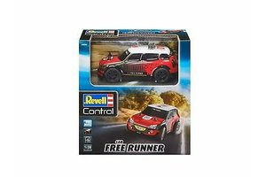 "Revell Revell R/C Rally Car ""FREE RUNNER"""
