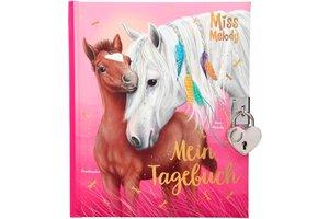 Depesche Miss Melody dagboek, motief 1