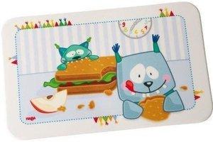 Haba Breakfast board Mini Monster