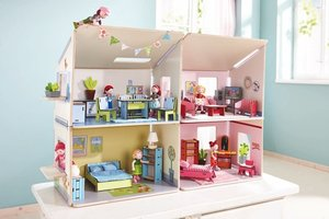 Haba Little Friends - Poppenhuis Villa Zonneschijn