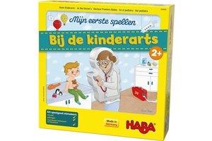 Haba Mijn eerste spellen - Bij de kinderarts