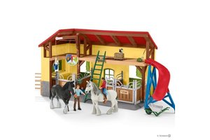 Schleich Schleich Horse Club - Paardenstal