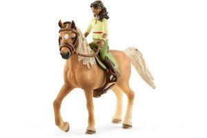 Schleich Schleich Horse Club - Sarah & Mystery