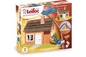 Teifoc Teifoc Bouwdoos - Vakwerkhuis 200stuks
