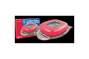 Megableu Stadium 3D puzzel Bayern München Allianz Arena