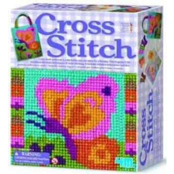 4M Crea Easy Knit - Kruisjessteek