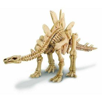 4M KidzLabs Graaf je dinosaurus op (stegosaurus)