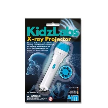 4M KidzLabs Science Card - X-Ray Projector
